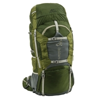 Alps Mountaineering Caldera 5500 Green Backpack