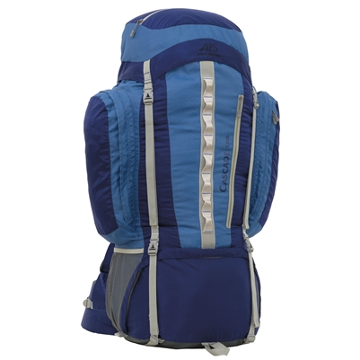 Alps Mountaineering Cascade 5200 Blue Backpack