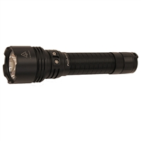 Fenix Rechargeable Black Flashlights RC Series