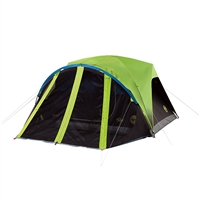 Coleman Darkroom Screen Dome 4 Person Tent
