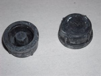 SET OF 3 MAUSER 98K RIFLE RUBBER MUZZLE COVER