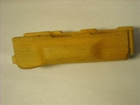 AK47/AKM LOWER HANDGUARD WOOD, NEW. ORIGINAL EAST GERMAN