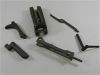 SET OF 6 US BAR RIFLE PARTS