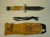 US SURVIVAL PILOT KNIFE