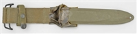 US M8A1 SCABBARD EARLY TYPE. NEW GI
