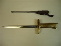 PIRCHARD BAYONET FOR THE 455 ENFIELD REVOLVER