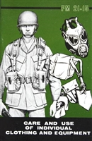 INDIVIDUAL CLOTHING AND EQUIPMENT US GI FIELD MANUAL