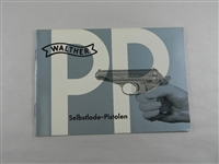 WALTHER PP BOOKLET