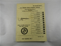 M16A2 RIFLE U.S. MARINE CORPS TECHNICAL MANUAL