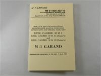 M1 GARAND OPERATOR MAINTENANCE MANUAL