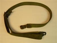 CETME RIFLE OD CANVAS SLING