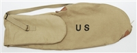M1 CARBINE CANVAS CARRYING CASE KHAKI COLORED