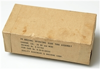M1 CARBINE HOUSING OPERATING SLIDE TUBE BOX OF 20 ORIGINAL GI PACKAGE