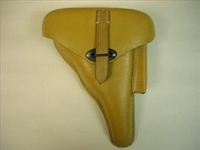 P38 HOLSTER TAN COLORED