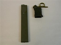 BRITISH WWII STEN 32 ROUND MAGAZINE WITH BOX TYPE LOADER