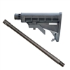"Collapsible Stock and 16"" Tactical Barrel Combo - 98 Custom"