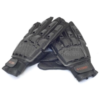CORE Hard Top Full Finger Armor Paintball Gloves