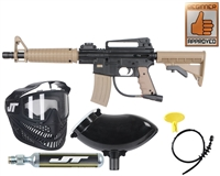 JT Paintball Tactical Marker RTP Kit - Tan