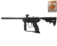 Kingman Spyder MR100 Pro Paintball Gun - Black