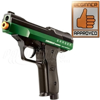 Kingman Training Eraser 11mm Paintball Pistol - Green