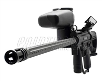 Tippmann A-5 Sniper Paintball Gun Package
