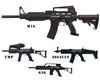 Tippmann X7 Phenom Electronic Paintball Gun Super Package Kit