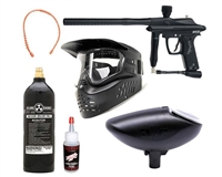 Azodin Kaos Beginner Paintball Marker Package - Level 1