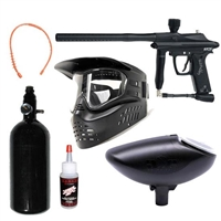 Azodin Kaos Beginner Paintball Marker Package - Level 2