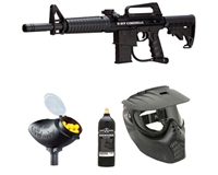 Empire Battle Tested Omega Complete Beginner Paintball Combo