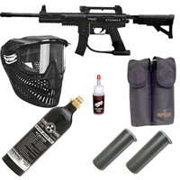 Kingman .50 cal Stormer Paintball Marker Starter Package