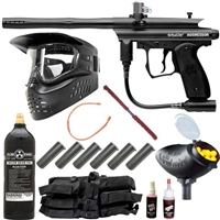Kingman Aggressor Refurb Paintball MEGA Set