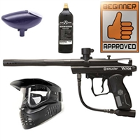 Kingman 2012 Spyder Victor Paintball Starter Kit