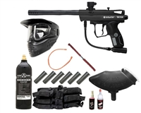 Spyder Victor Paintball Gun MEGA Set