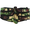 CORE 6 Plus 1 Paintball Harness with Suspenders - Camo