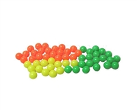 Practice Paintballs - 500 round pack