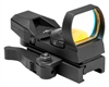Rogue Leader 4 Reticle Red Dot Sight with Quick Release