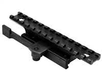 M16/AR15 Riser Mount with Quick Release Base