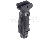 Deluxe Ergonomic Foregrip for Tactical Rail