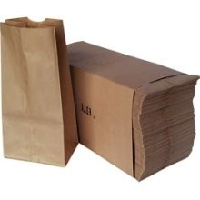 Kraft Grocery Paper Bag 12 Lb