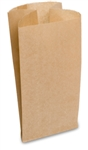 Dubl Wax Natural Plain Waxed Paper Garbage Bag - 8 in. x 7.75 in. x 17 in.