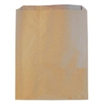 Sanitary Napkin Disposal Wax Bag Liner Kraft - 7.5 in. x 3.5 in. x 10.25 in.