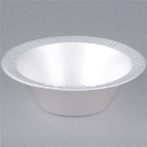 Laminated Quite Classic Bowl White - 10-12 Oz.