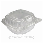 ClearSeal Sandwich Hinged Lid Containers - 5.33 in.