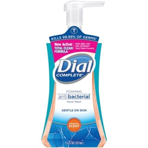 Dial Complete Original Foam Lotion Soap - 7.5 oz.