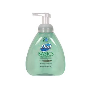 Dial Basics Original Formula Foaming Hand Wash - 15.2 Oz.