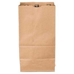 Wide Mouth Beer Bag Kraft Paper - 8.25 in. x 6.13 in. x 15.88 in.
