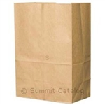 Kraft Grocery Bags 100 Percent Recycled - 4 Lb.