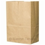 Kraft Grocery Bags 100 Percent Recycled - 12 Lb.