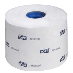 Tork Advanced High-Capacity Bath Tissue 2 Ply White
