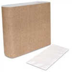 Tork Advanced Dinner Napkin One Eighth Fold 1 Ply White - 15 in. x 17 in.